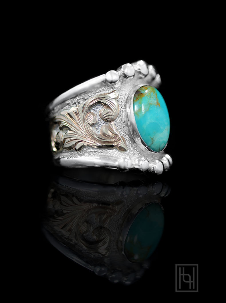 johnmacintyre and turquoise products plated ring silver gold rings