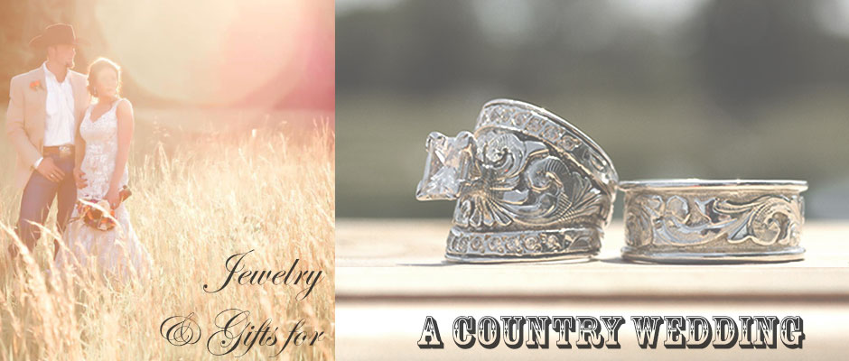 Jewelry & Gifts for a Country Wedding